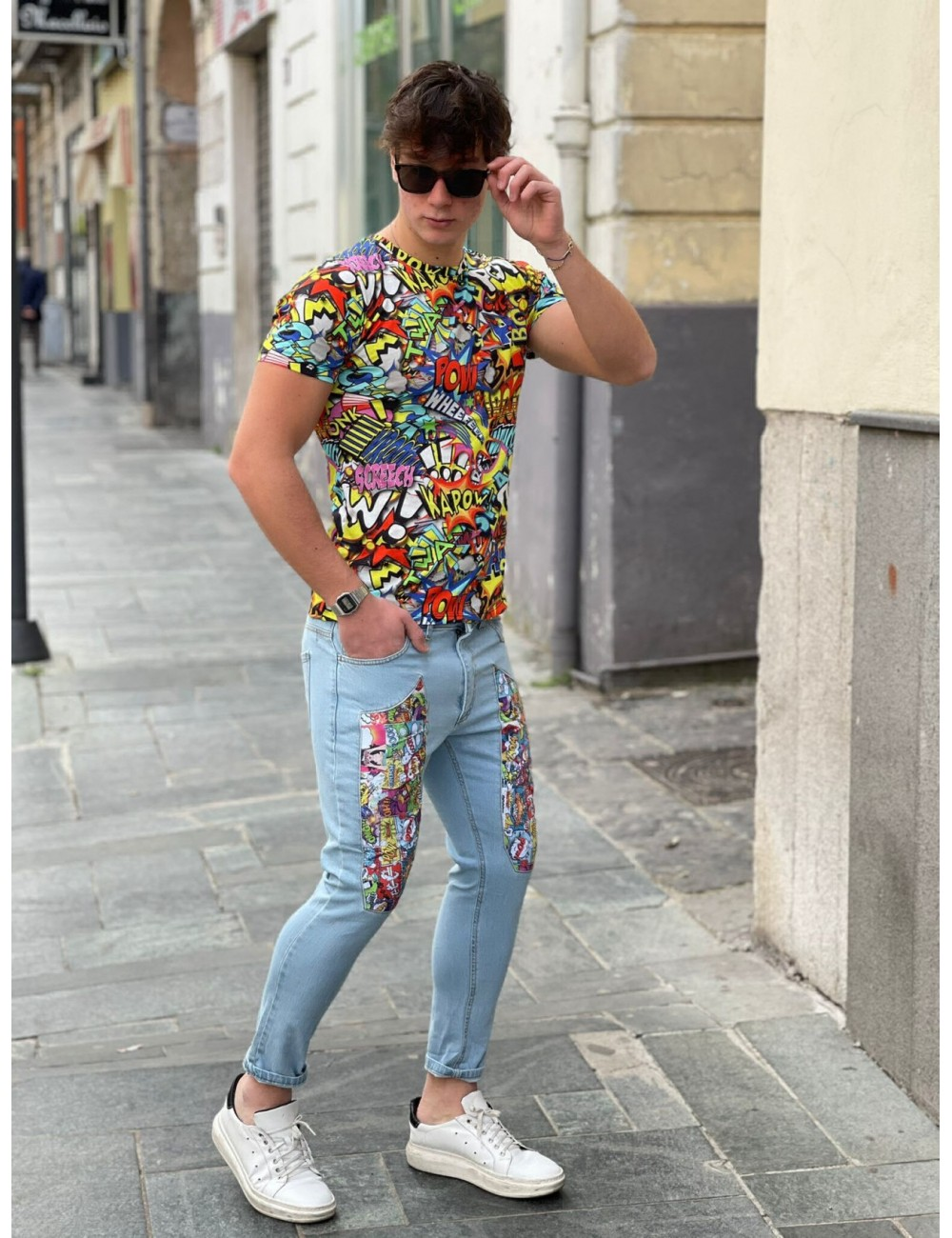t shirt art color2
